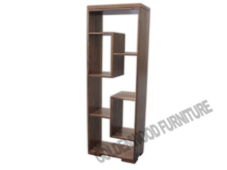 American Walnut Timber Book Case BC-PG01A