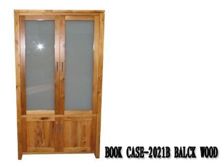 TASMANIAN BLACKWOOD TIMBER BOOK CASE BC20121B