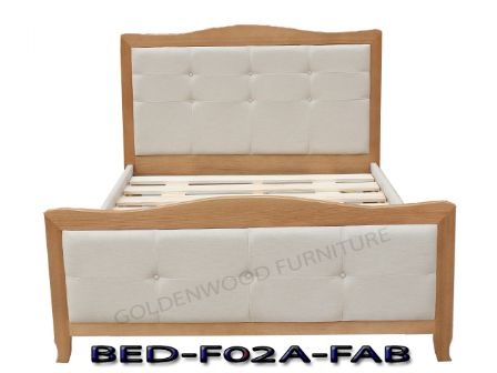 Tasmanian Oak Timber BED-F02A-FAB
