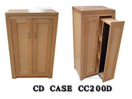 CD CASE CC200D