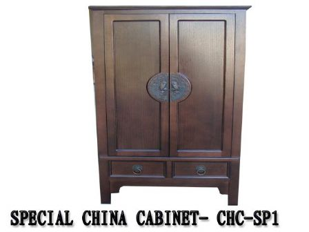 SPECIAL CHINA CABINET CHC-SP1