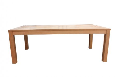 TASMANIAN OAK DINNING TABLE FDT4TO