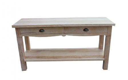 Tasmanian Oak Timber Hall Table HT-S102RU