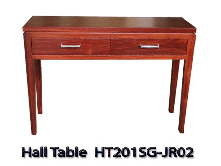 JARRAH TIMBER HALL TABLE HT201SG-JR02