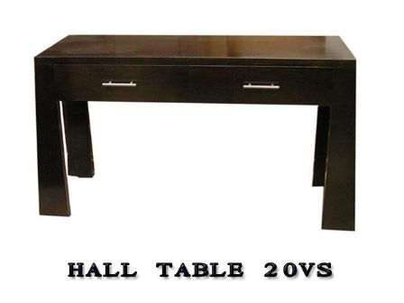 TASMANIAN OAK TIMBER HALL TABLE HT-20VS