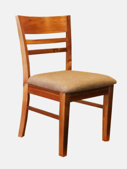 Solid Ash Timber-Lee chair