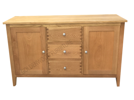 AMERICAN OAK  TIMBER BUFFET BU-203DASP0A