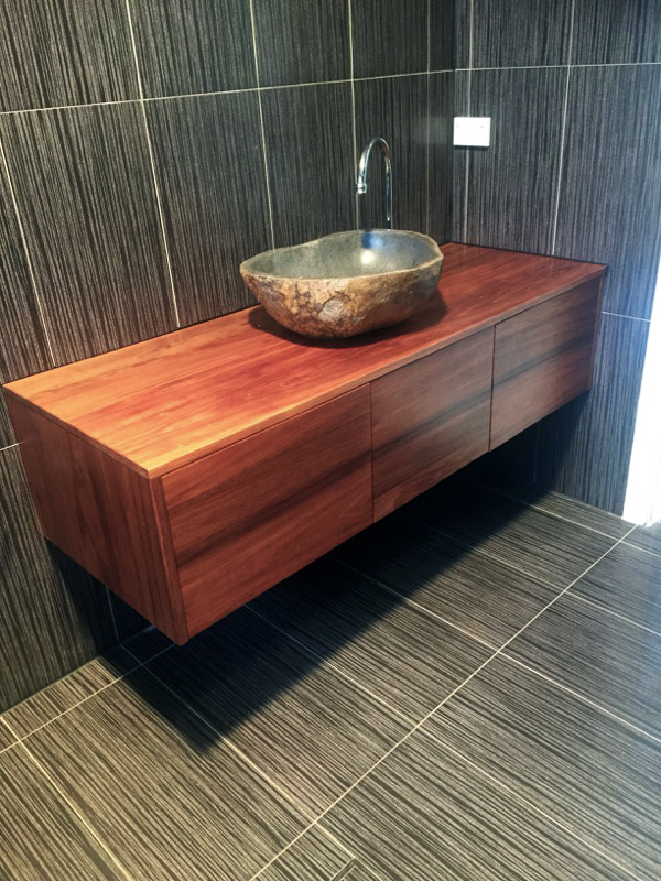 Blackwood Floating Vanity